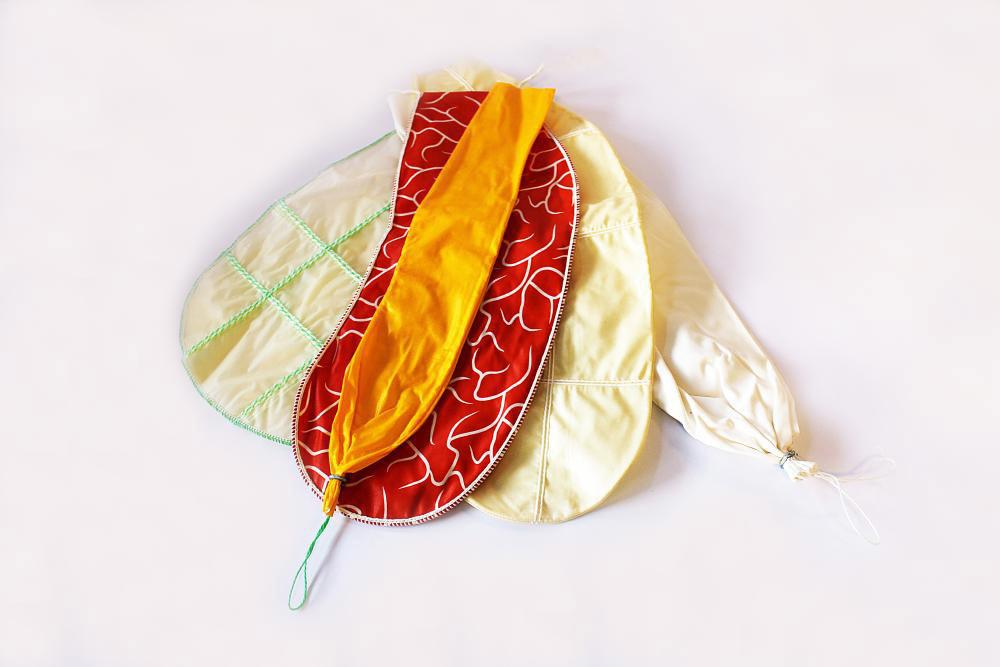 Textildärme Fleischindustrie